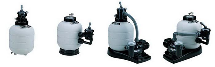 Система очистки воды вбассейне